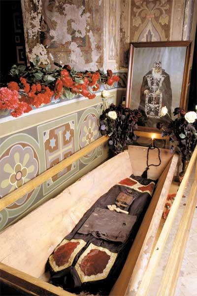 Преподобный Иона Киевский — мученик после смерти